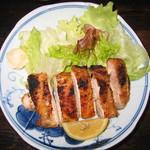 こんがり家 - 大山地鶏の塩焼き
