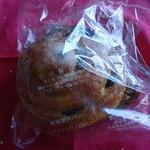 的場製パン - 黒豆パン