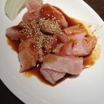 焼肉竜馬 - ミノ