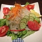 焼肉竜馬 - サラダ