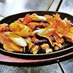 17879411 - 鶏の和風焼き