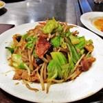 17879444 - 野菜炒め