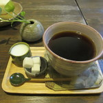 喫茶あと - 珈琲