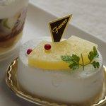 ふぁぶ~る - レアチーズ