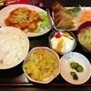 Daizen - 料理写真:エビチリ定食