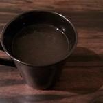 ワイズランドバーイアン - ランチのスープ