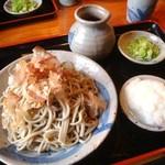 輝蕎麦 - おろし蕎麦(大盛り)