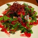 GATTI - 鎌倉野菜のミニサラダ