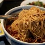 蘭亭 - 台湾ラーメン 麺がめっちゃたっぷり