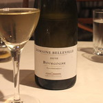 レストラン香味屋 - Bourgogne Chardonnay  2010    Domaine Belleville