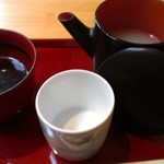 Kyoushokukimura - 蕎麦湯と猪口