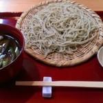 Kyoushokukimura - 鴨笊蕎麦