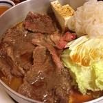 今半本店 - すき焼き定食(ランチ)