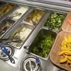 安楽亭 - 料理写真:サラダバーの1部