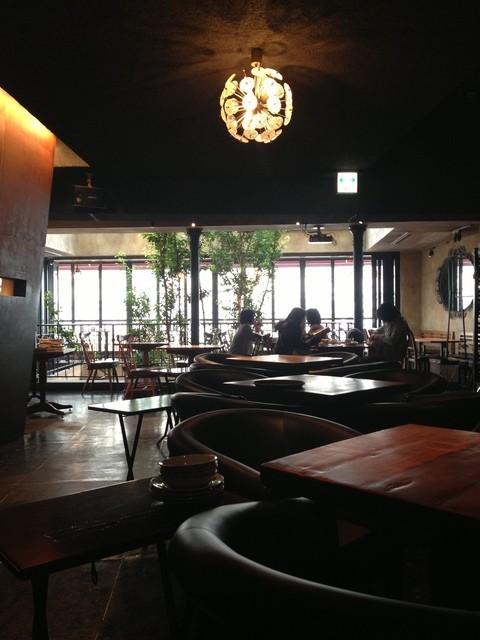 カフェ コットンクラブ