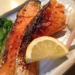春駒 - 鮭のハラス焼き