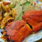 インド・ネパール料理 ヒマラヤ - ●09.07.04:タンドリーチキン¥400-
