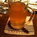 トライシクルカフェ - 梅酒