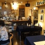 GEIJUカフェ - 店内の様子