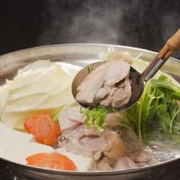 はかた市 - 自家製コラーゲンたっぷりの白濁スープは絶品!!