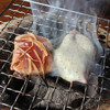 る・菜 - 料理写真:炭火焼きで食べるもよし!
