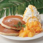 Hawaiian Pancake Factory - サニーオレンジ