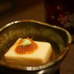 やきとん酒房 蝸廬 - ごま豆腐