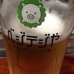 ベジテジや 渋谷道玄坂店 -