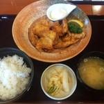 みさき食堂 - チキン南蛮ランチ  2013年  みさき食堂