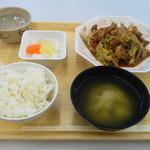 東京大学消費生活協同組合 医科研店 - エコノミー定食(S) 450円