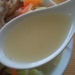 17894350 - 特製タンメン スープアップ(2013年3月)