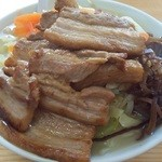 17894383 - 特製タンメン 肉アップ(2013年3月)