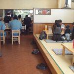 塩山館食堂 - 店内(2013年3月)