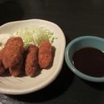 和食居酒屋 酒彩 暖味 - 牡蠣フライ