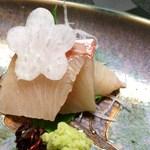 玉利 穂の河 - 弁当の刺身