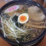 青竹手打ラーメンむらいち - 料理写真:わのかラーメン(醤油)2013年3月