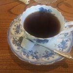 17898475 - 薬膳カレーセット(ホットコーヒー)