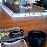 鉄板焼 天 本丸 -