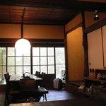 雙柿庵 - 民家を改造してあって心地いい風が