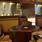 丸の内カフェ ease - ペンタックスオプティオA30で撮影