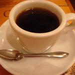 パーレンテッシ - コーヒー