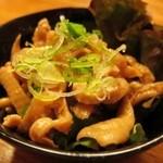 いさ味 - 鶏皮ポン酢