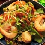 いさ味 - 海鮮サラダ