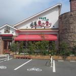 本格石窯パン工房 麦の香り - 道路沿いにあって建物が目立つので仕事で福津市に行った時に立ち寄らせていただきました。