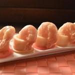 うつつ - エビマヨのオレンジソース
