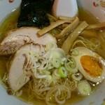 ジョニー飯店 - 東京醤油ラーメン580円