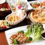 囲 - お手軽な宴会に最適な葵コースは飲み放題込で2980円