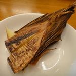 Giwommorikou - 筍の姿揚げ