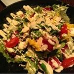 17906771 - 季節の野菜のサラダ
