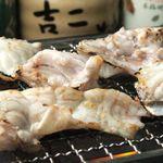 つち田 - 料理写真:焼きふぐ